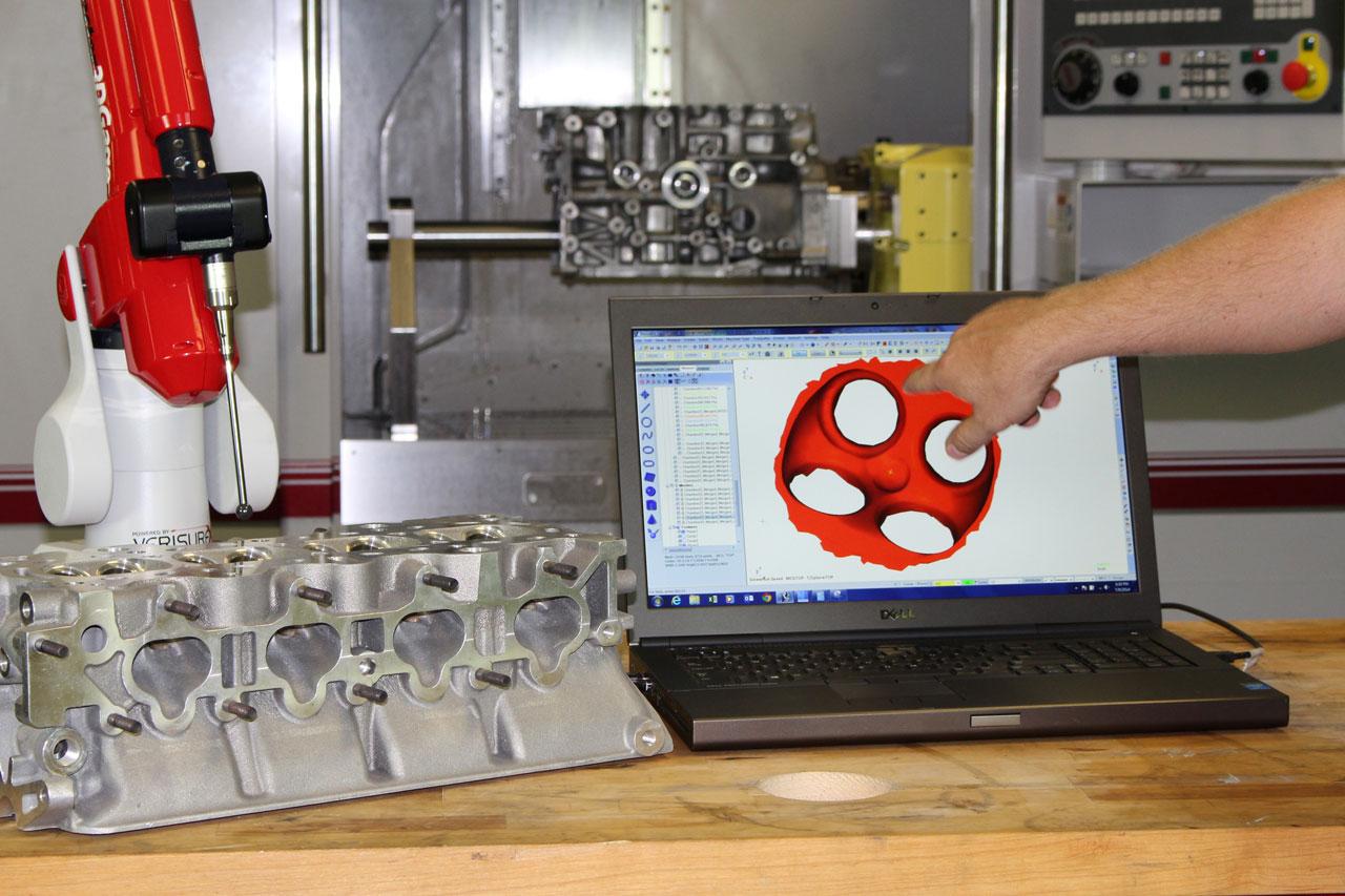 Image Result For Cylinder Head Port Scanninga